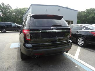 2014 Ford Explorer Limited 4WD. PANORAMIC. NAVIGATION SEFFNER, Florida 10