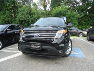 2014 Ford Explorer Limited 4WD. PANORAMIC. NAVIGATION SEFFNER, Florida 6
