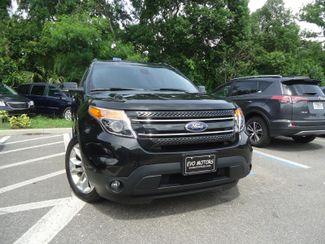 2014 Ford Explorer Limited 4WD. PANORAMIC. NAVIGATION SEFFNER, Florida 8