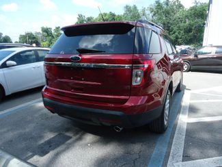 2014 Ford Explorer XLT. NAVIGATION. LEATHER. PWR TAILGATE SEFFNER, Florida 10