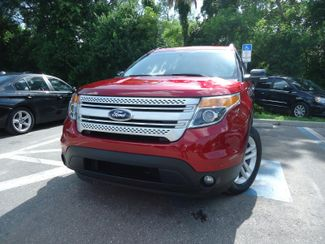 2014 Ford Explorer XLT. NAVIGATION. LEATHER. PWR TAILGATE SEFFNER, Florida 5