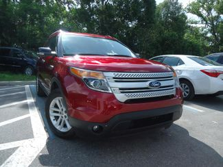 2014 Ford Explorer XLT. NAVIGATION. LEATHER. PWR TAILGATE SEFFNER, Florida 6