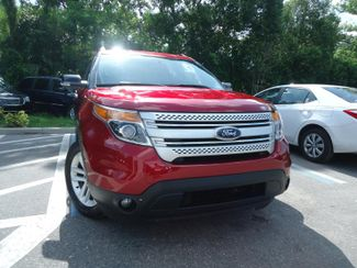 2014 Ford Explorer XLT. NAVIGATION. LEATHER. PWR TAILGATE SEFFNER, Florida 7