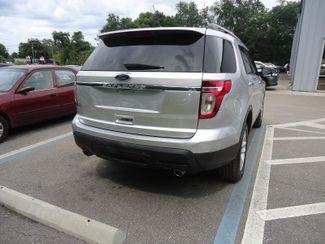 2014 Ford Explorer XLT 4WD. NAVIGATION. LEATHER. POWER TAILGATE SEFFNER, Florida 10