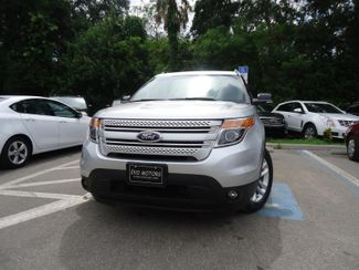 2014 Ford Explorer XLT 4WD. NAVIGATION. LEATHER. POWER TAILGATE SEFFNER, Florida 5