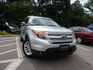 2014 Ford Explorer XLT 4WD. NAVIGATION. LEATHER. POWER TAILGATE SEFFNER, Florida 6