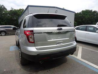 2014 Ford Explorer XLT 4WD. NAVIGATION. LEATHER. POWER TAILGATE SEFFNER, Florida 9