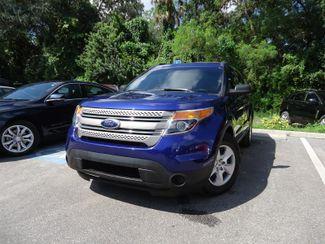 2014 Ford Explorer SEFFNER, Florida