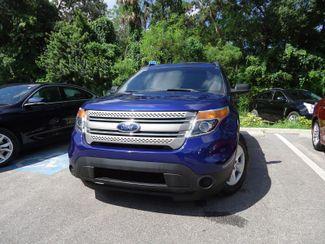 2014 Ford Explorer SEFFNER, Florida 4