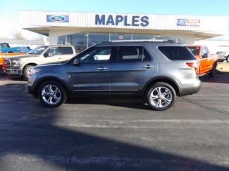 2014 Ford Explorer Limited Warsaw, Missouri