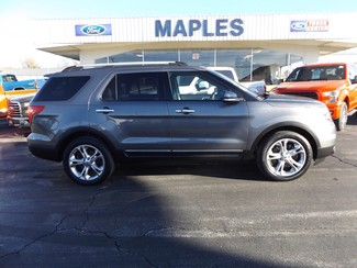 2014 Ford Explorer Limited Warsaw, Missouri 11