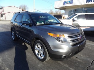 2014 Ford Explorer Limited Warsaw, Missouri 12
