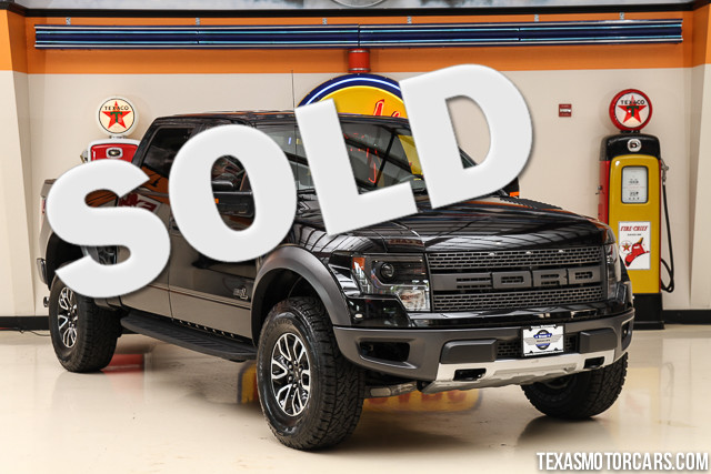 2014 Ford F-150 SVT Raptor This 2014 Ford F-150 SVT Raptor is in great shape with only 9 061 mile