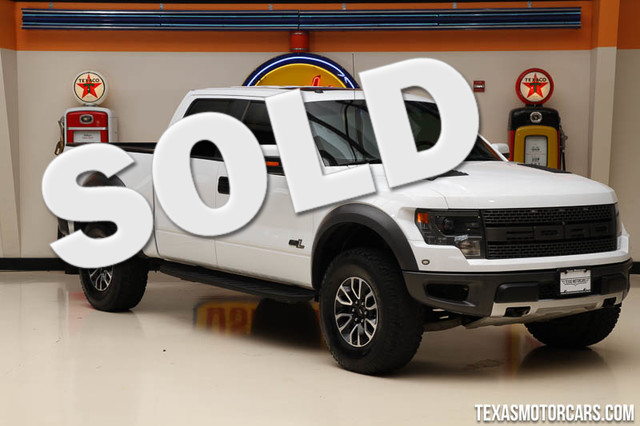 2014 Ford F-150 SVT Raptor This Carfax 1-Owner 2014 Ford SVT Raptor is in great shape with only 74