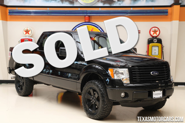 2014 Ford F-150 4x4 This Carfax 1-Owner 2014 Ford F-150 4x4 is in great shape with only 23 193 mi