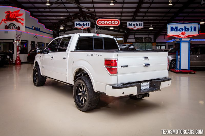 2014 Ford F-150 Limited 4X4  in Addison, Texas