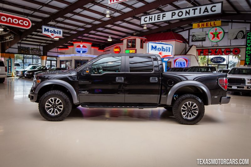 2014 Ford F-150 SVT Raptor 4X4  in Addison, Texas