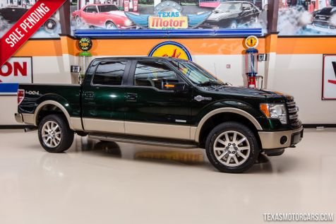 2014 Ford F-150 King Ranch 4X4 in Addison