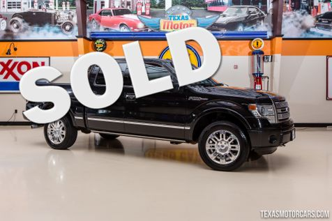 2014 Ford F-150 Platinum 4X4 in Addison