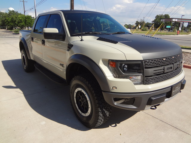 2014 Ford F-150 SVT Raptor Austin , Texas 6