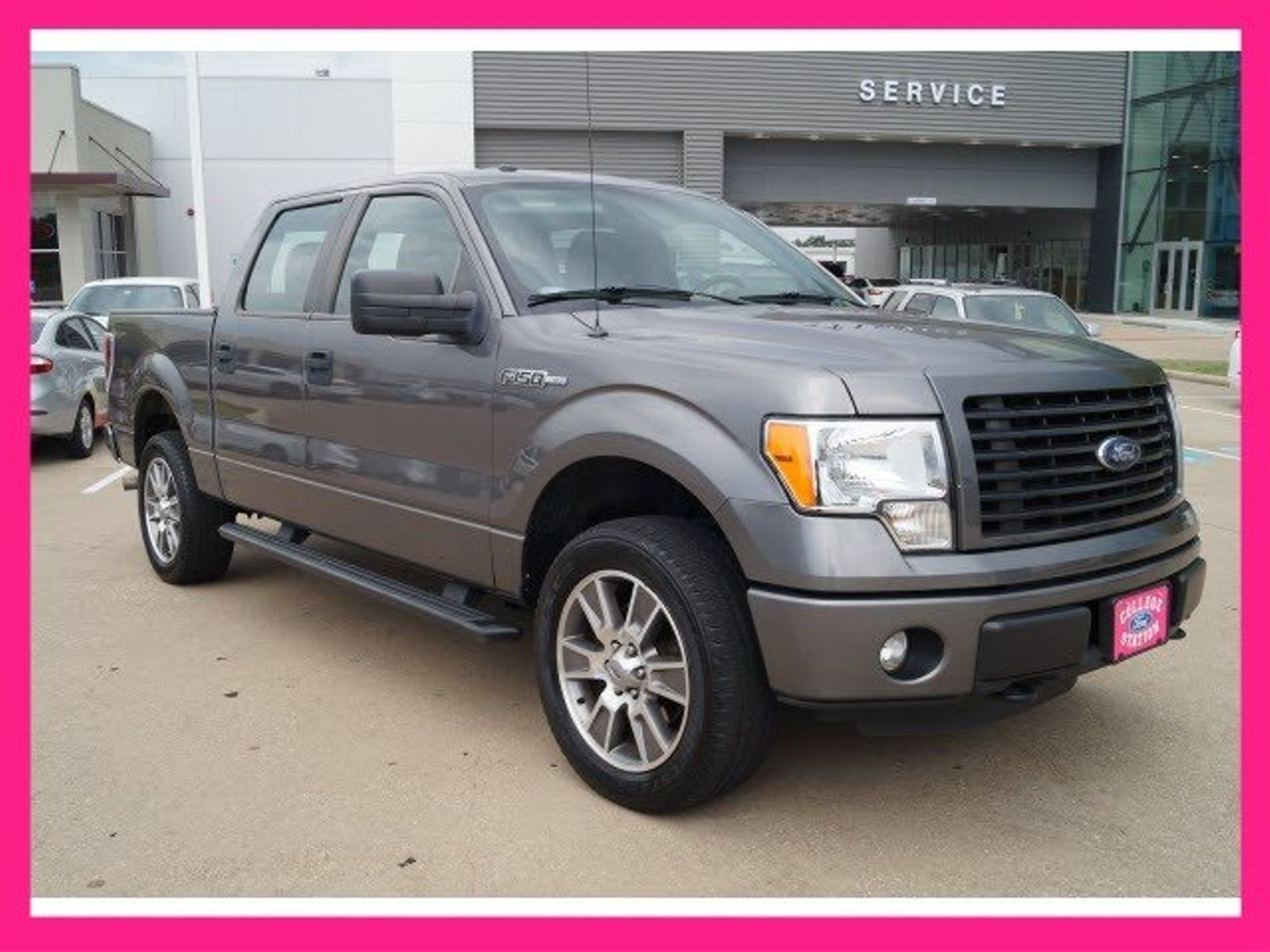 College Station Ford >> 2014 Ford F 150 Stx City Tx College Station Ford Used Cars