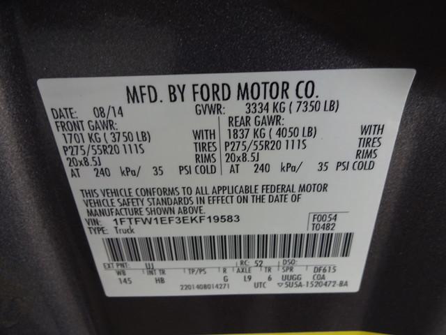 2014 Ford F-150 Lariat 4x4 Corpus Christi, Texas 63