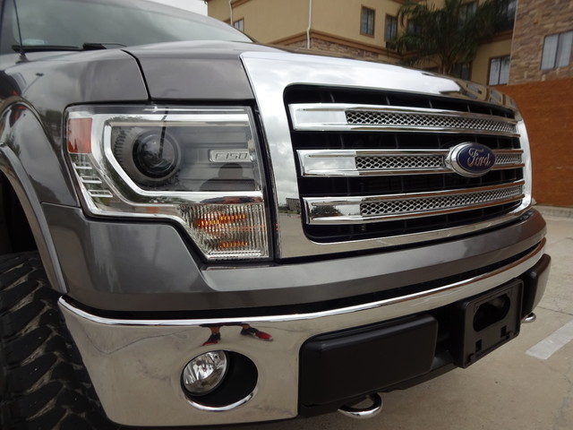 2014 Ford F-150 Lariat 4x4 Corpus Christi, Texas 11