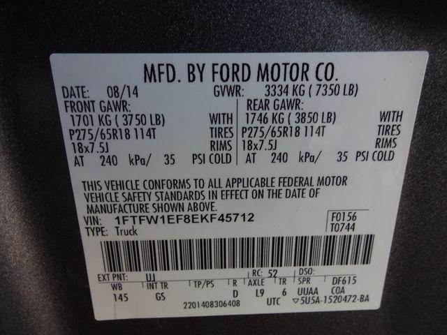 2014 Ford F-150 XLT 4x4 Leather Corpus Christi, Texas 51