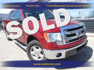 2014 Ford F-150 Crew Cab Ecoboost in Denver CO