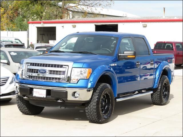 2014 Ford F-150 4WD SuperCrew 4.5