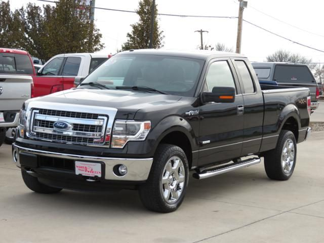2014 Ford F-150 4WD SuperCab Luxury Pkg Chrome 20s HIDs in Des Moines IA