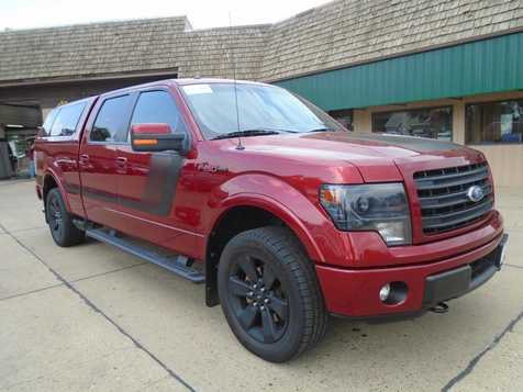 2014 Ford F-150 FX4 in Dickinson, ND