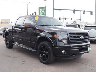 2014 Ford F-150 FX4 Englewood, CO 2
