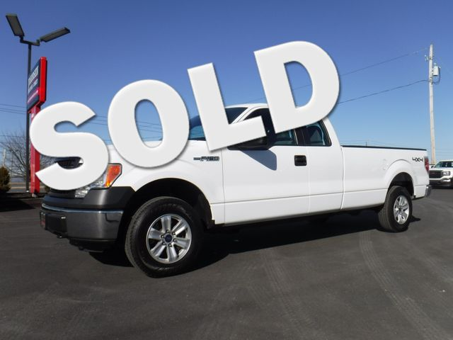 2014 Ford F-150 Extended Cab Long Bed XL 4x4 in Ephrata PA