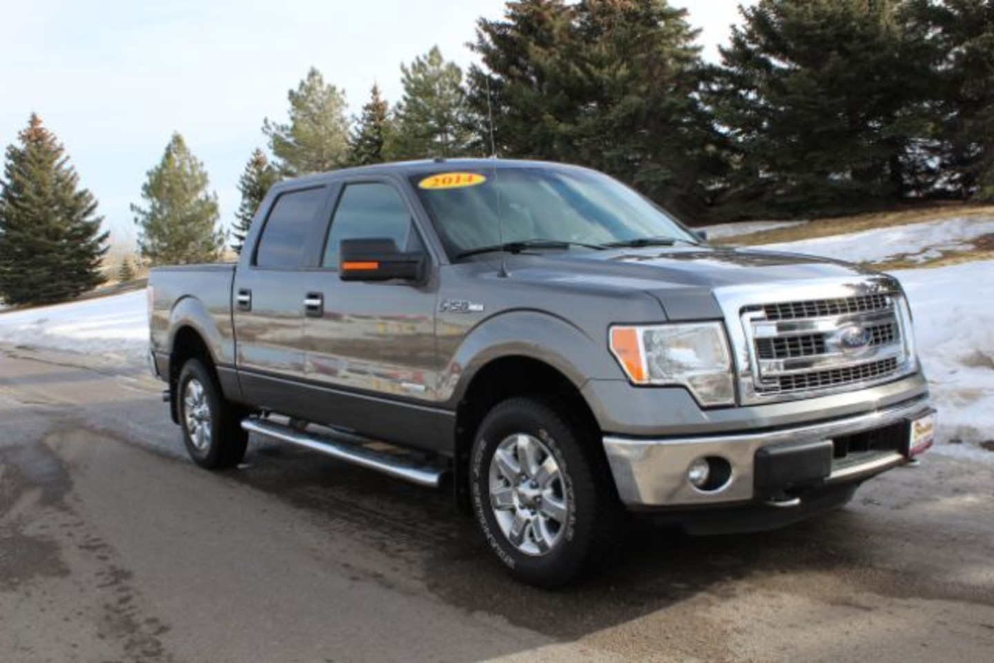 2014 ford f 150 fx4 city mt bleskin motor company for City motor company great falls