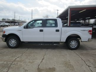 2014 Ford F-150 XL Crew Cab 4x4 Houston, Mississippi 2
