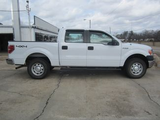 2014 Ford F-150 XL Crew Cab 4x4 Houston, Mississippi 3