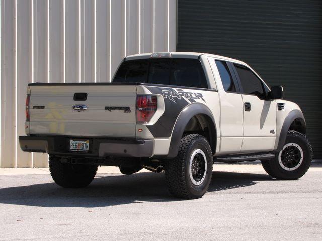2014 Ford F-150 SVT Raptor Jacksonville , FL 3