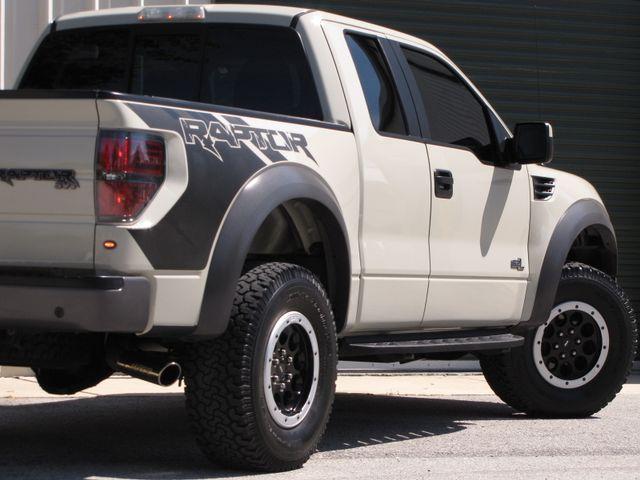 2014 Ford F-150 SVT Raptor Jacksonville , FL 19