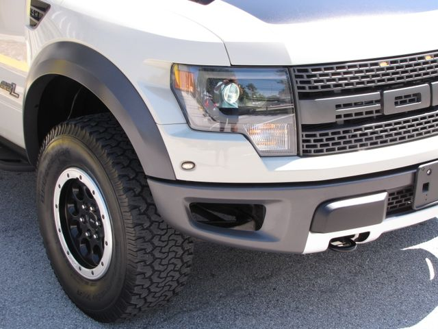 2014 Ford F-150 SVT Raptor Jacksonville , FL 17