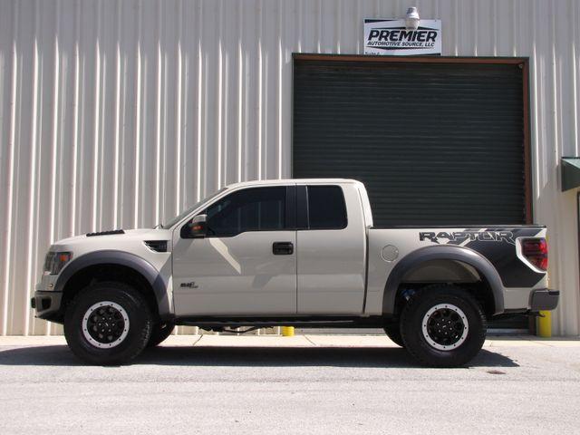 2014 Ford F-150 SVT Raptor Jacksonville , FL 5