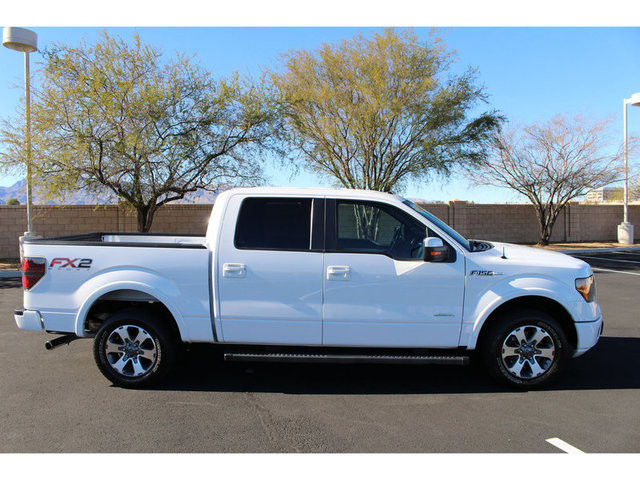 2014 ford f 150 fx2 2wd 145wb ebay. Black Bedroom Furniture Sets. Home Design Ideas