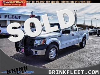 2014 Ford F-150 4WD SuperCab 145 XL | Lubbock, TX | Brink Fleet in Lubbock TX