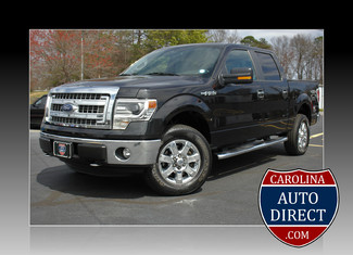 2014 Ford F-150 XLT-LEATHER-SUNROOF-4X4 Mooresville , NC