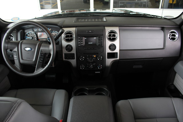 2014 Ford F-150 XLT-LEATHER-SUNROOF-4X4 Mooresville , NC 30