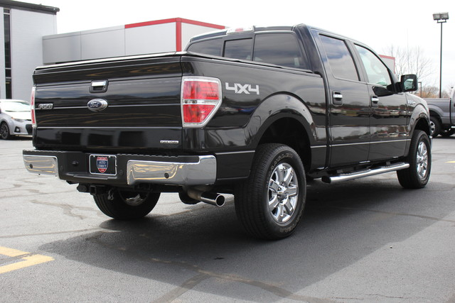 2014 Ford F-150 XLT-LEATHER-SUNROOF-4X4 Mooresville , NC 4