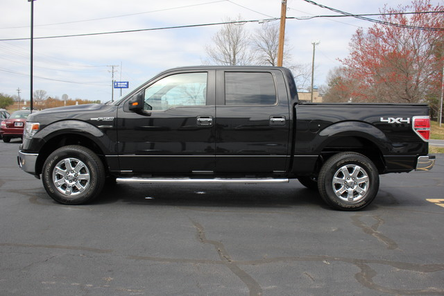 2014 Ford F-150 XLT-LEATHER-SUNROOF-4X4 Mooresville , NC 7