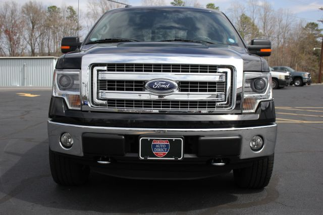 2014 Ford F-150 XLT-LEATHER-SUNROOF-4X4 Mooresville , NC 1