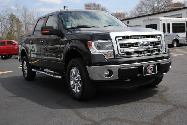 2014 Ford F-150 XLT-LEATHER-SUNROOF-4X4 Mooresville , NC 2