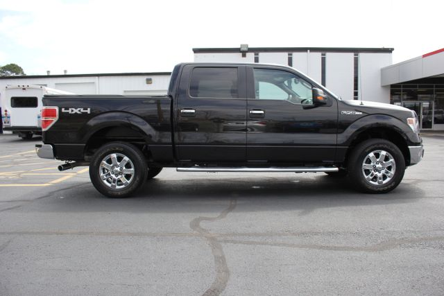 2014 Ford F-150 XLT-LEATHER-SUNROOF-4X4 Mooresville , NC 3